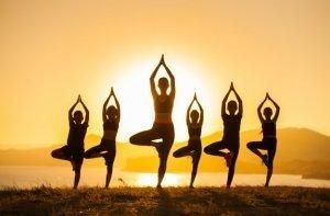yoga gruppo sunset