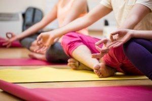 yoga gruppo