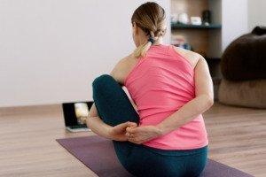 yoga da casa