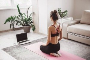 yoga in casa