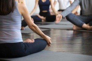yoga in gruppo